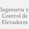Ingenieria y Control de Elevadores