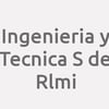 Ingenieria y Tecnica S de Rlmi