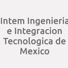 Intem Ingenieria e Integracion Tecnologica de Mexico