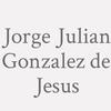 Jorge Julian Gonzalez De Jesus
