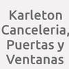 Karleton Canceleria, Puertas y Ventanas