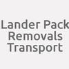 Lander Pack Removals Transport