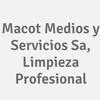 Macot Medios y Servicios Sa, Limpieza Profesional