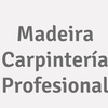 Madeira Carpintería Profesional