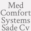 Med Comfort Systems SAde Cv