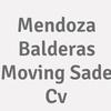 Mendoza Balderas Moving SAde Cv