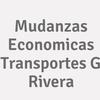 Mudanzas Economicas Transportes G Rivera