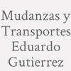 Mudanzas y Transportes Eduardo Gutierrez