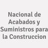 Nacional de Acabados y Suministros para la Construccion