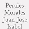 Perales Morales Juan Jose Isabel