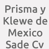 Prisma y Klewe de Mexico