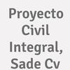 Proyecto Civil Integral, SAde Cv