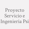 Proyecto Servicio e Ingenieria Psi