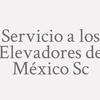 Servicio a los Elevadores de México Sc
