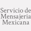 Servicio De Mensajeria Mexicana