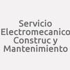 Servicio Electromecanico Construc y Mantenimiento