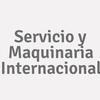 Servicio y Maquinaria Internacional