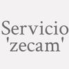 Servicio 'zecam'
