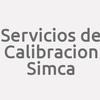 Servicios de Calibracion Simca