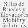 Sillas de Ruedas y Elevadores Mobility Solutions