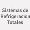 Sistemas de Refrigeracion Totales