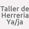 Taller De Herreria Ya/ja