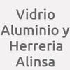 Vidrio Aluminio y Herreria Alinsa