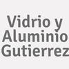 Vidrio Y Aluminio Gutierrez