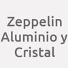 Zeppelin Aluminio y Cristal