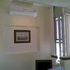 Instalación de aire acondicionado Aire acondicionado tipo minisplit higw wall marca york de 24 000 btu,
