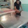 Proveer hojas de vidrio filtrasol y herrajes de aluminio