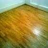 Colocar piso epoxico brillante sobre suelo de cemento semi pulido