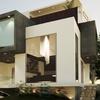 Construir  casa dos plantas con dos recamaras dos baños, estancia cocina y biblioteca.