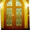 Mantenimiento de puerta de entrada de madera