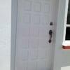 Reparar puerta de aluminio