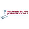 Resurtidora de Aire y Calefacción S.A. de C.V.