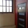 Fabricación de cantina y puertas