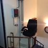 Colocar silla salva escaleras