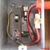 Desconectar y desmontar tablero Q01 a 110V