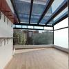 Impermeabilización de techo y sellado de paredes