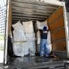 Transporte de un camioneta de 3  1/2 cerrada