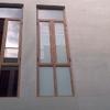 Ventanal doble vidrio pvc blanco