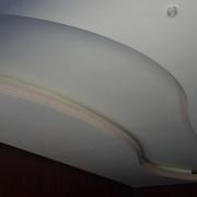 Yeso en muros y plafones; Decoración de interiores, molduras y plafones