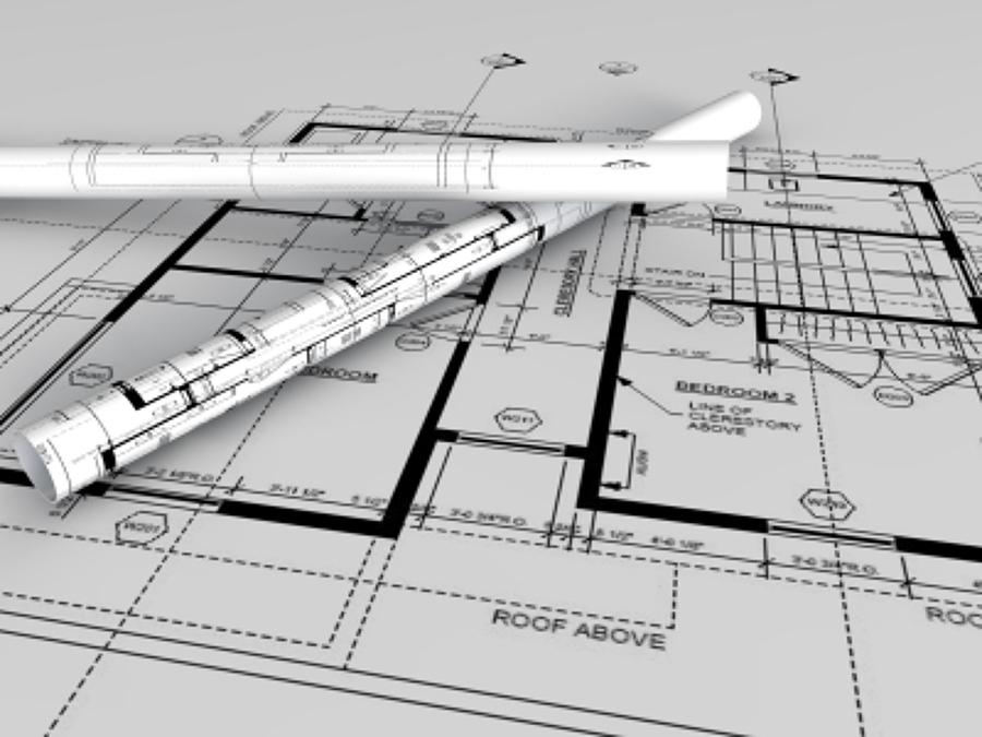 Planos Arquitect Nicos 100m Casa Habitaci N A 999mxn
