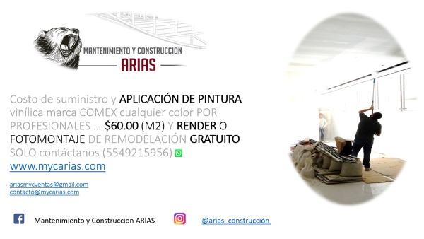 OFERTA DE 2020 ... PINTURA EN $60.00 CONTACTANOS