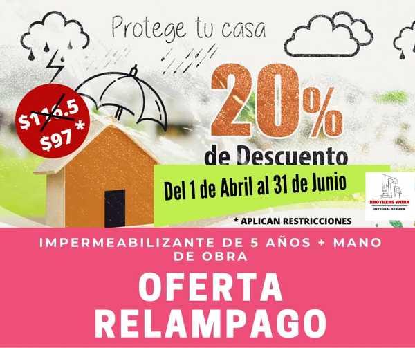 OFERTA RELÁMPAGO