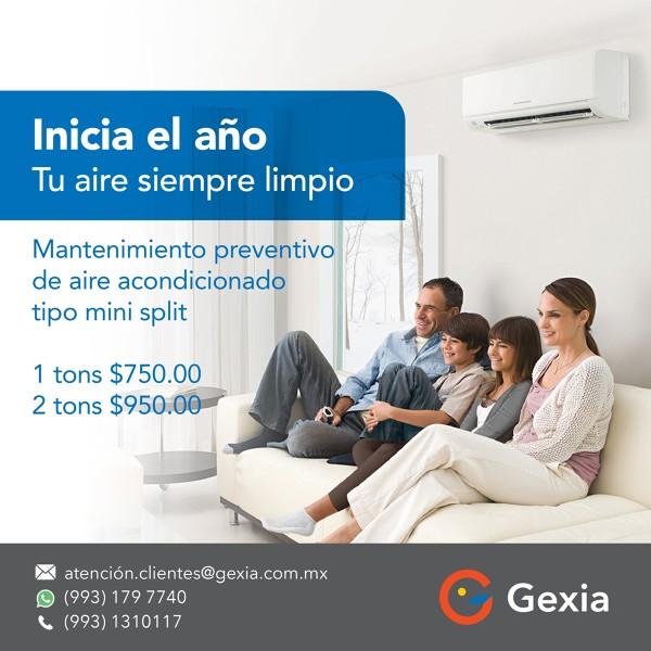 Tu Aire siempre limpio..  Mantenimiento  preventivo  de aire acondicionado
