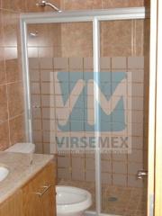 cancel de baño Virsemex