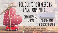 CLIMATIZA SU ESPACIO