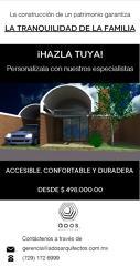 Construcción de casa económica